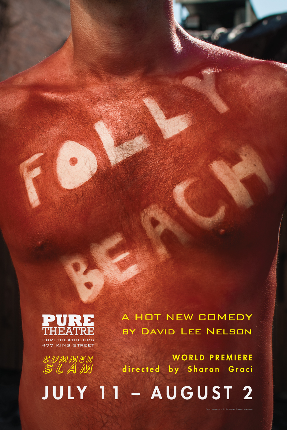 Folly Beach by David Lee Nelson at PURE Theatre