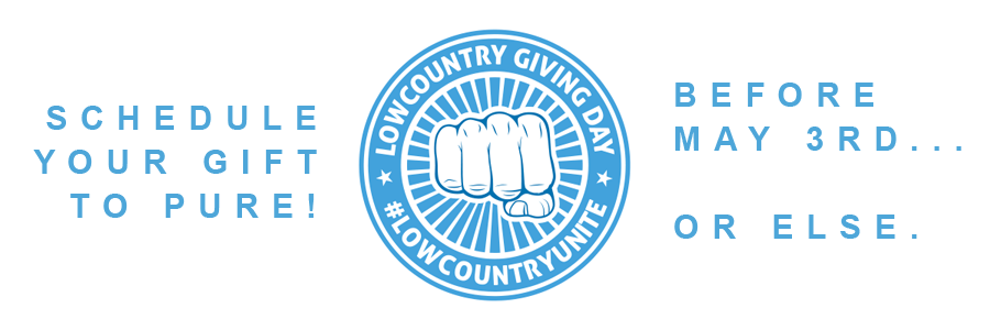 Lowcountry Giving Day 2016 - PURE Theatre